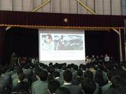 International Students of Setsunan University joined