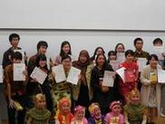 Indonesian Speech Contest Top Prize Goes to Setsunan 4th Year Student