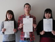 Three More Nihongo Partners from Setsunan to Asia!