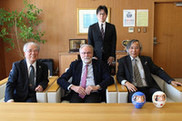 Ambassador Dr. Michael Reiterer visited Setsunan University