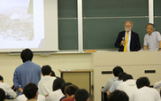 Ambassador Dr. Michael Reiterer gave his lecture at the Faculty of Economics